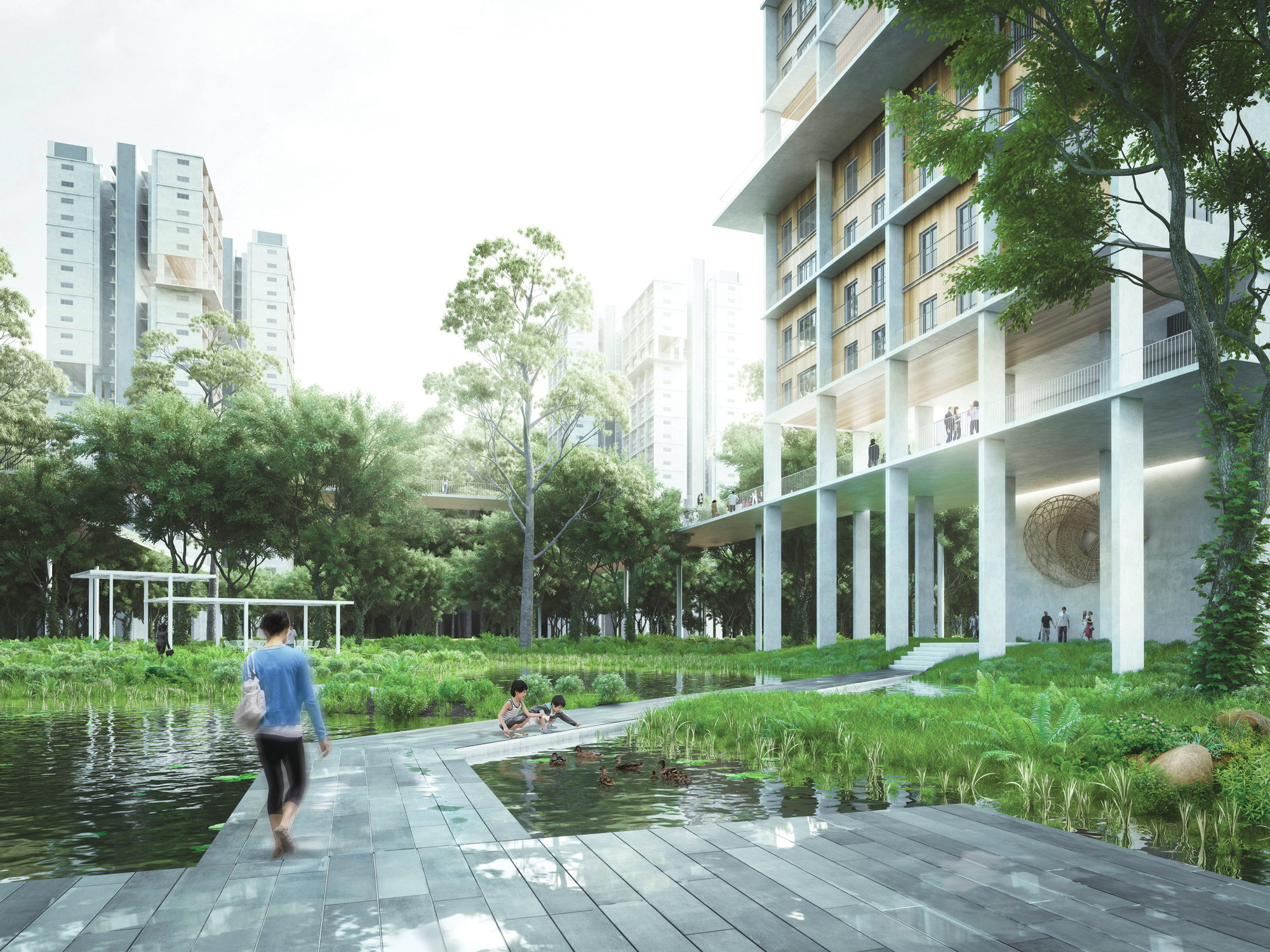 Mkpl Architects Wins Two Projects In Singapore Rail