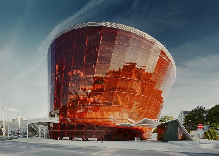 Great Amber Concert Hall / Volker Giencke, © Indrikis Stūrmanis