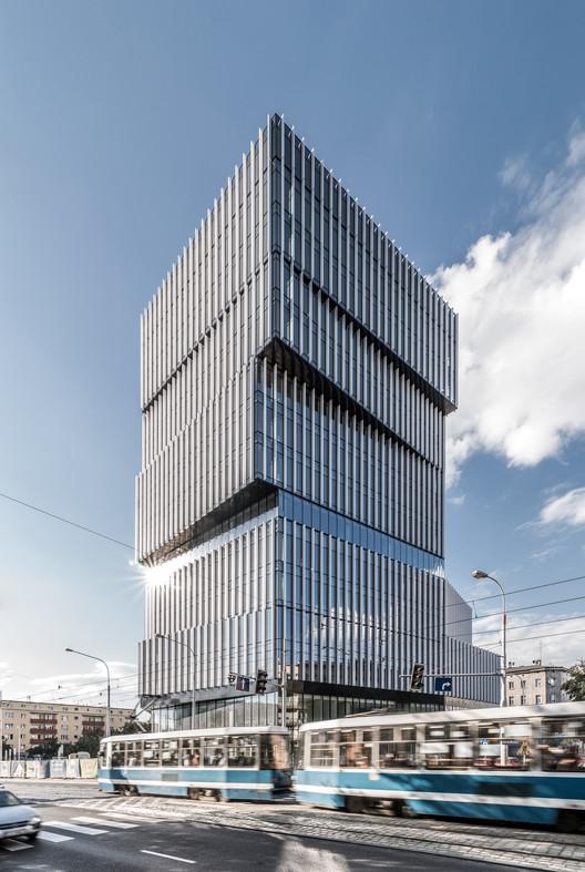 Centro Silver Tower / Maćków Pracownia Projektowa, © Maciej Lulko