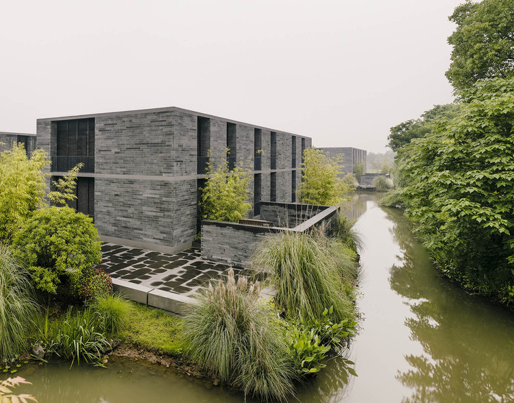 Xixi Wetland Estate / David Chipperfield Architects , © Simon Menges