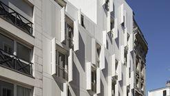 Housing in Paris / Projectiles
