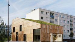 Centro Comunitario Christian Marin / Guillaume Ramillien Architecture