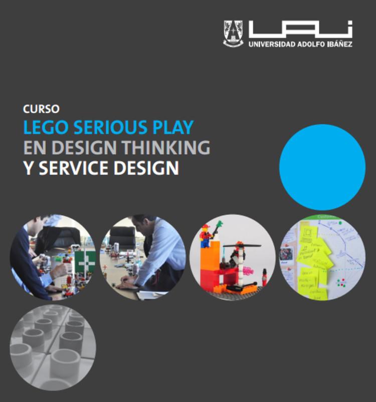 "Curso ""Lego Serious Play"" en Design Thinking y Service Design / UAI, Cortesía de UAI"