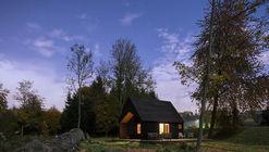 Cabaña del Bosque / De Rosee Sa Architects