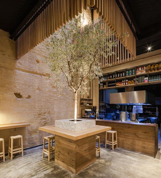 Restaurante Perro Viejo / Donaire Arquitectos, © Fernando Alda