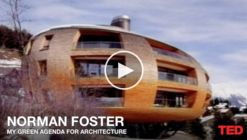 TED Talk: Norman Foster on Green Architecture