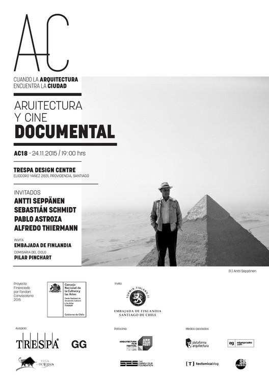 Arquitectura y Cine: 'Cuando la Arquitectura Encuentra la Ciudad'
