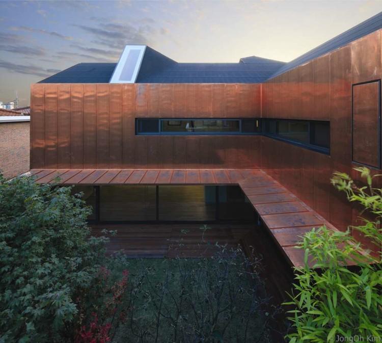 Red House / ISON Architects, © JongHo Kim