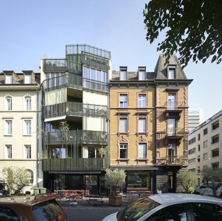 Lichtstrasse / HHF Architects, © Julien Lanoo