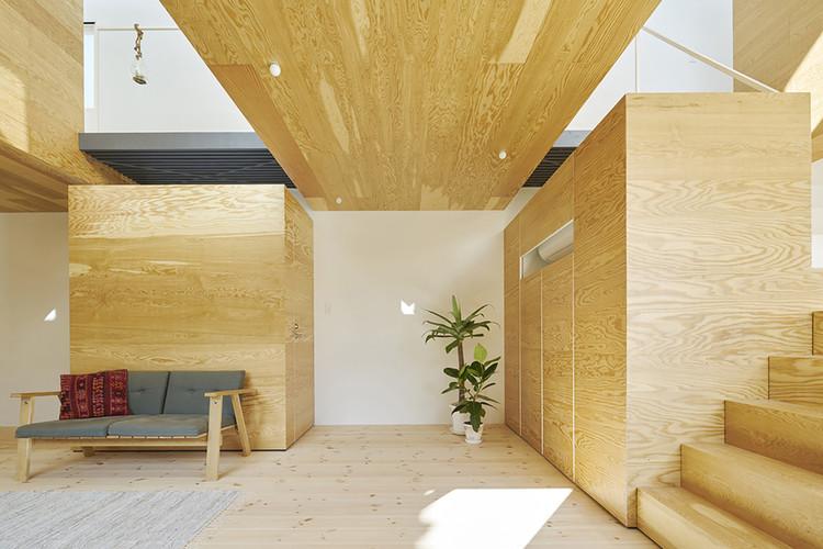 Casa en Yokkaichi  / SYAP, © Daici Ano