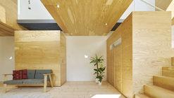 Casa en Yokkaichi  / SYAP