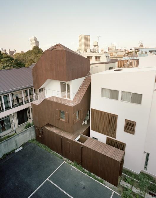 Casa Doble Hélice / Onishimaki + Hyakudayuki Architects, © Kai Nakamura
