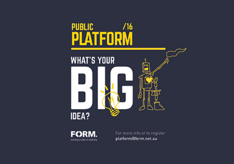 PUBLIC Platform | What's Your Big Idea ?