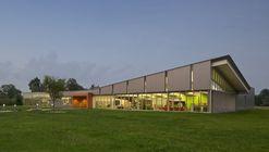 Biblioteca Whitehall / Jonathan Barnes Architecture and Design