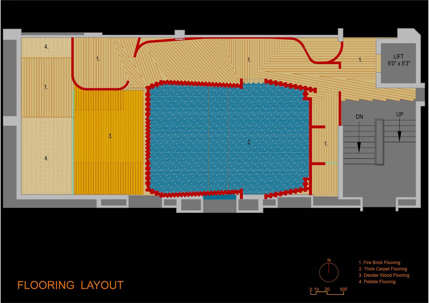 Gallery of Home Theatre Studio Interior / Sfurna Designs - 20