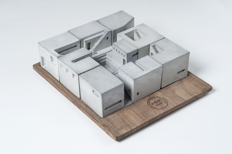 Build a Miniature Concrete Village with SPACES, © Sameer Tawde