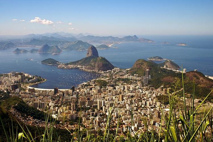 Rio de Janeiro terá sistema de carros elétricos compartilhados, © Nico Kaiser / WikiCommons, via The CityFix Brasil