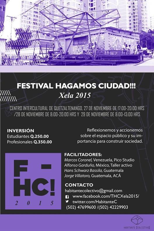 Festival Hagamos Ciudad