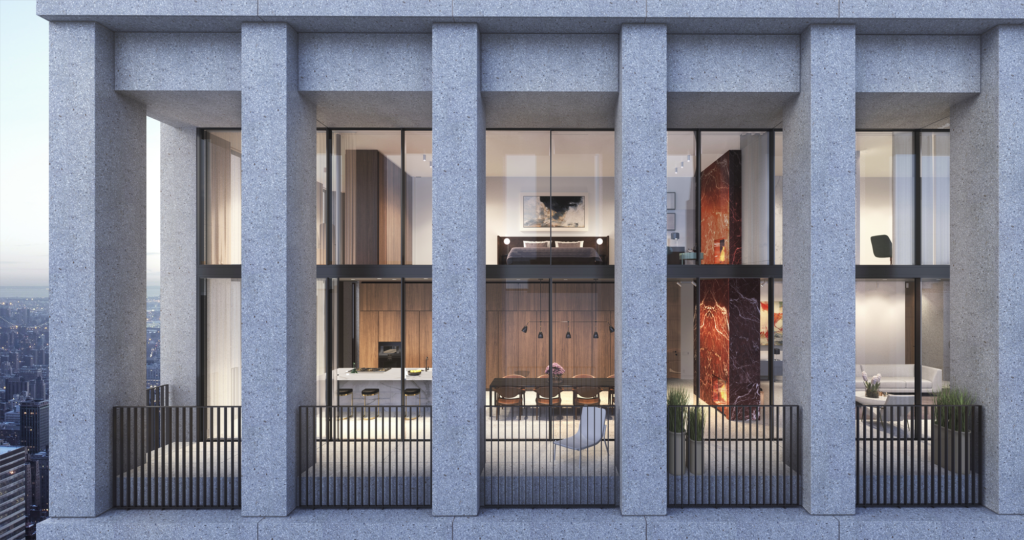 Gallery Of David Chipperfield Reveals His First