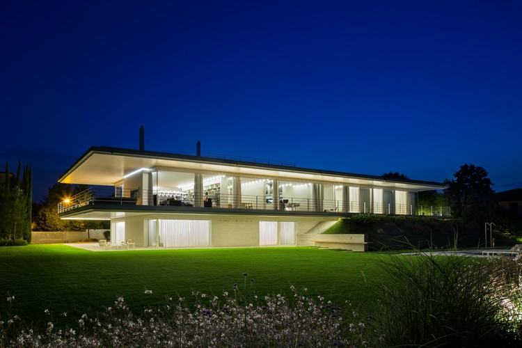 Residência C / Giorgio Zaetta, © Alberto Ferrero