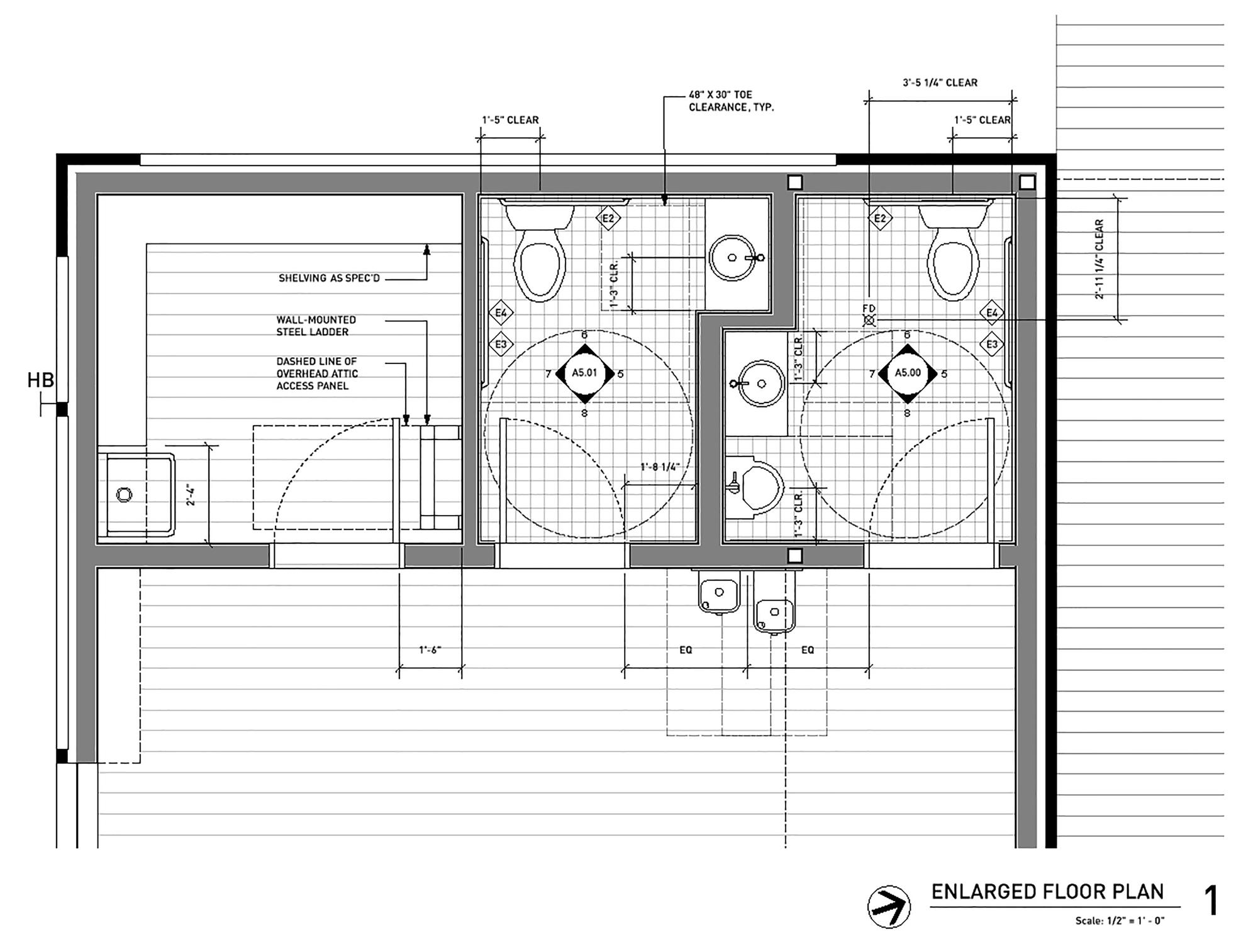 Gallery Of Khabele Elementary Expansion Derrington Building Studio 43