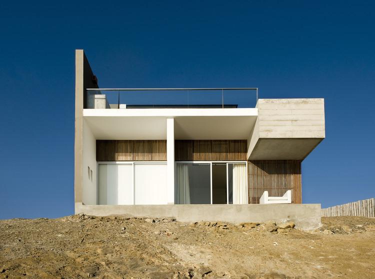 Casa de Playa  / Jordi Puig, © Gonzalo Cáceres Dancuart