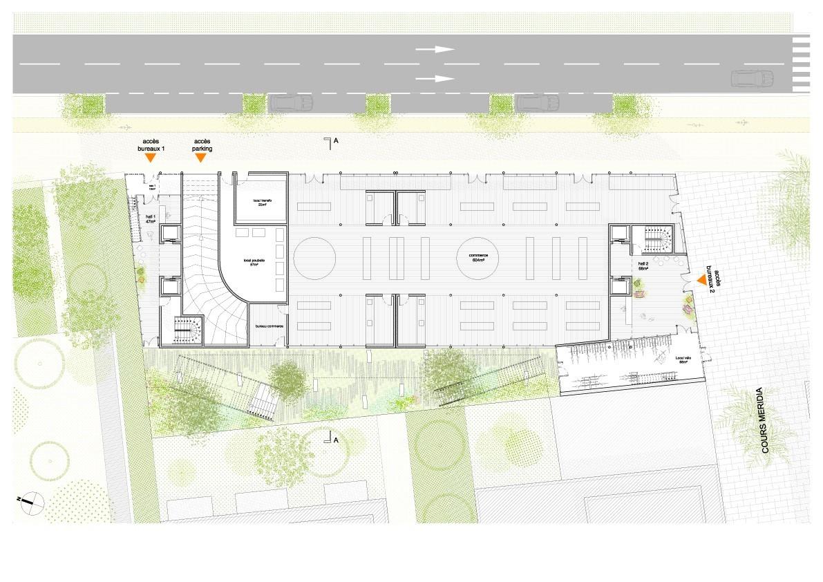 Galeria De Nl A Divulga Projeto De Edif 237 Cio Corporativo Ecol 243 Gico Na Fran 231 A 15