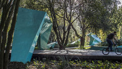 Ribeiro do Matadouro Park / Oh!Land studio