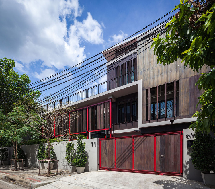 Baan Sukothai 1/1  / Paripumi Design, © Spaceshift Studio