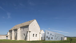 Former Hospital of Meursault's Conversion / JUNG Architectures