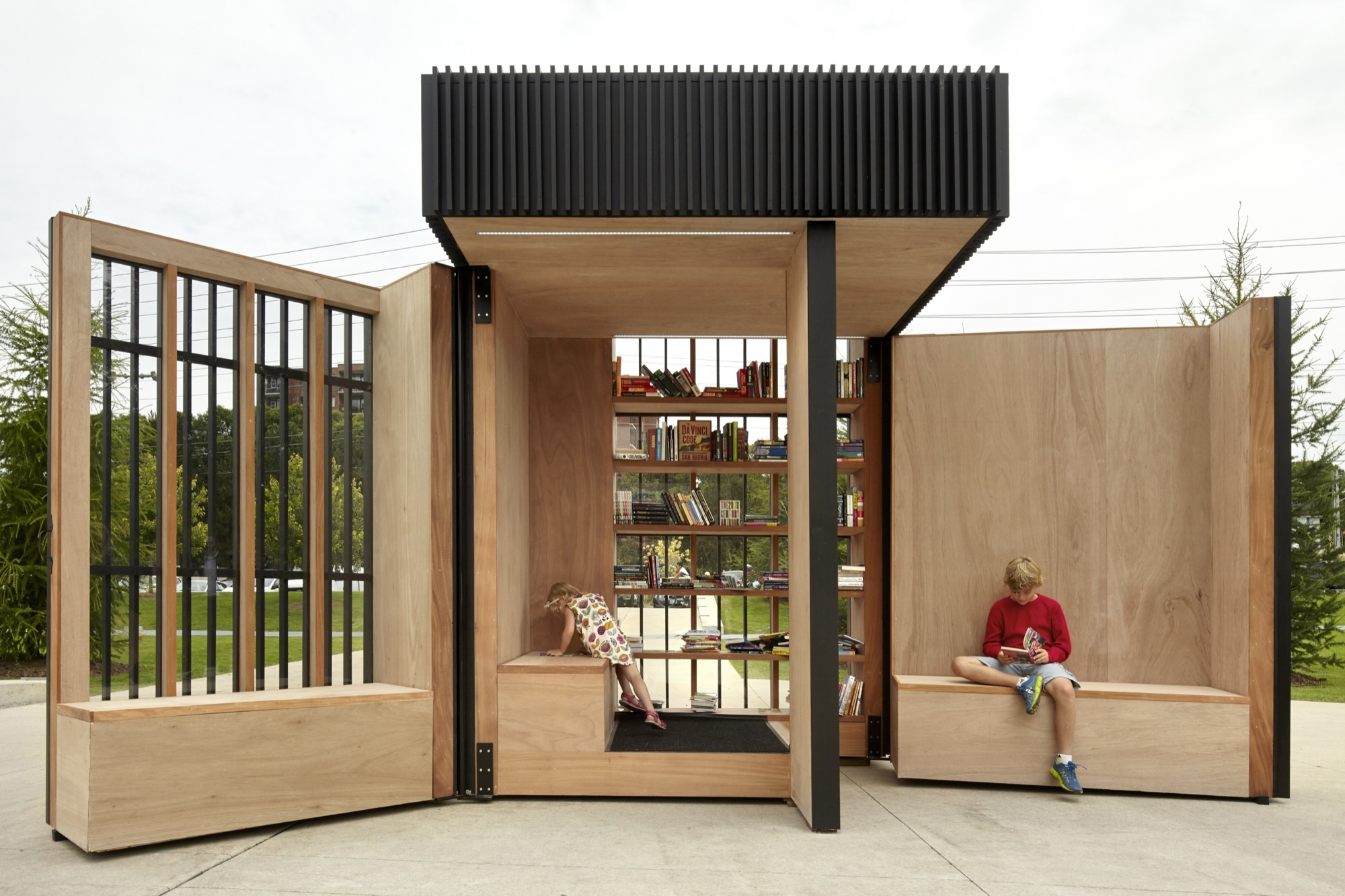 Story pod atelier kastelic buffey archdaily for City meuble catalogue