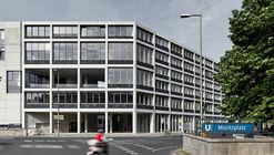 Aufbau Haus 84 / Barkow Leibinger
