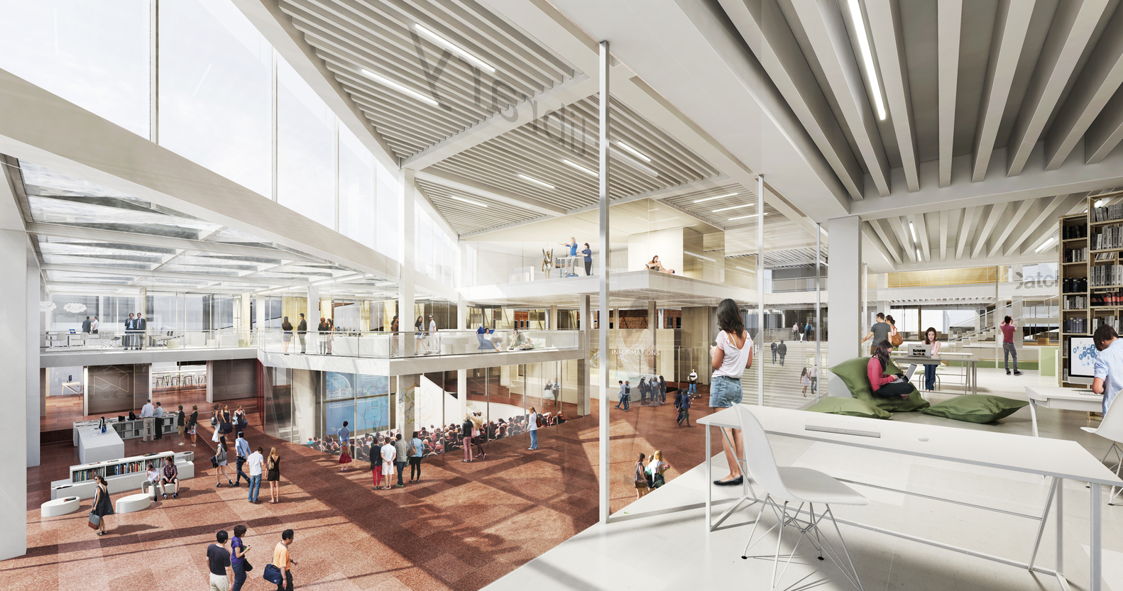 Perfect Henning Larsen Architects Wins Competition To Design A New Forum At Lund  University