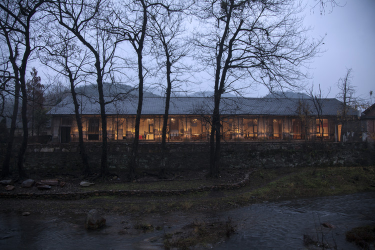 Xihe Cereals and Oils Museum and Village Activity Center / 3andwich Design/He Wei Studio, © He Wei, Qi Honghai, Chen Long
