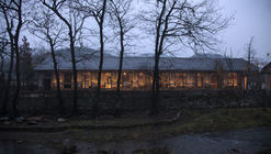 Xihe Cereals and Oils Museum and Village Activity Center / 3andwich Design/He Wei Studio