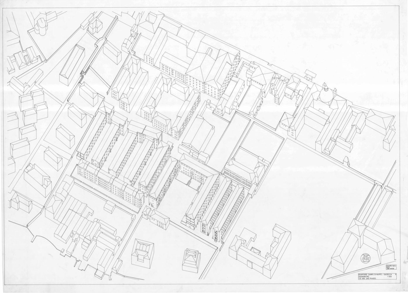 Gallery Of NEIGHBOURHOOD Where Alvaro Meets Aldo The - Venice biennale 2016 map
