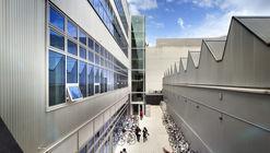 Royal College of Art Woo Building / Haworth Tompkins