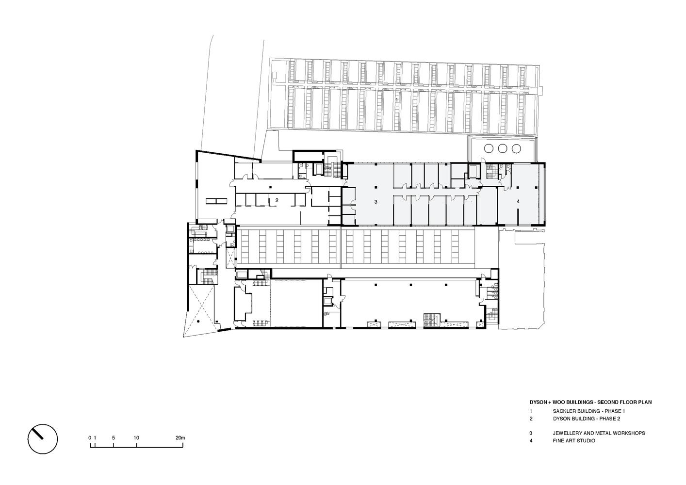 Royal College Of Art Woo Building