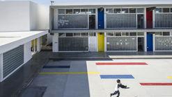 Colegio Nueva Era Álamo / HFS Arquitectos + MN Arquitectos