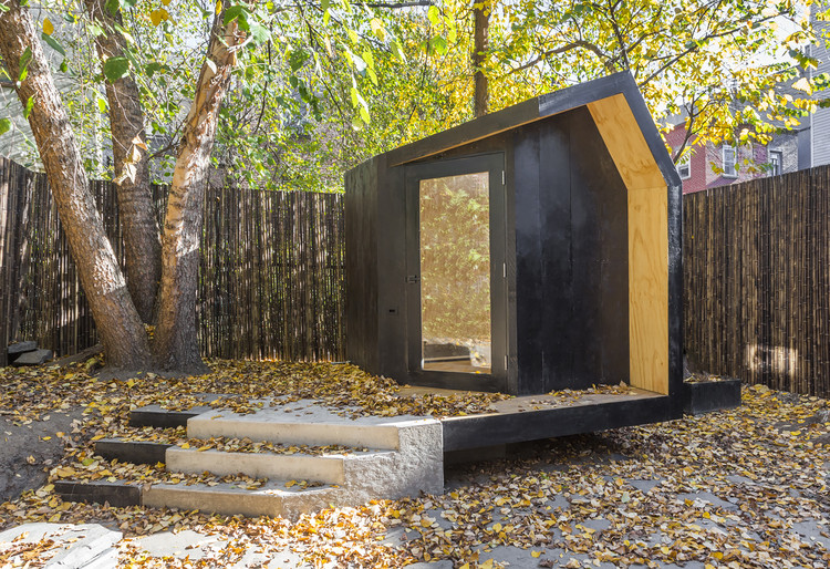 Writing Pavilion / Architensions, © Cameron Blaylock