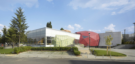 Muzeiko Children's Science Discovery Center  / Skolnick Architecture + Design Partnership