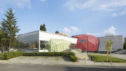 Muzeiko Children's Science Discovery Center  / Lee H. Skolnick Architecture + Design Partnership