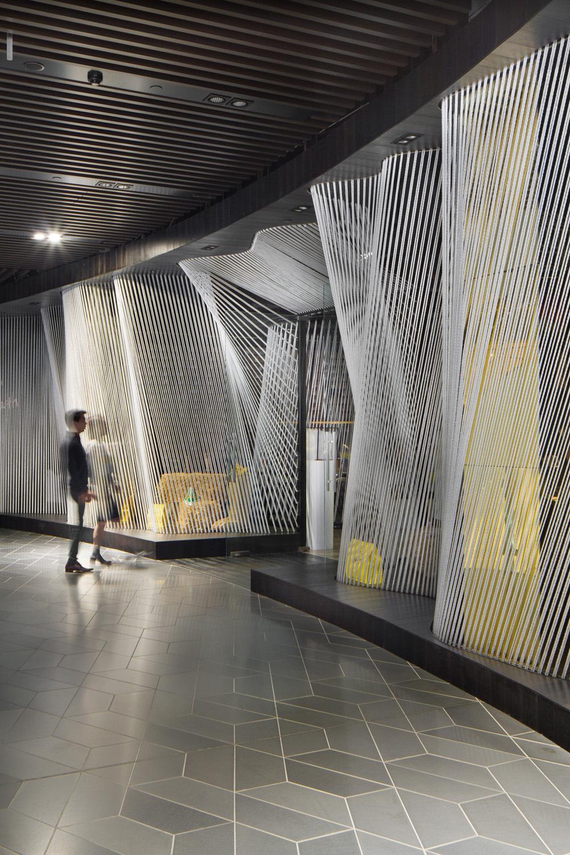 Interior Designer: Gallery Of Yellow Earth / TANDEM Design Studio