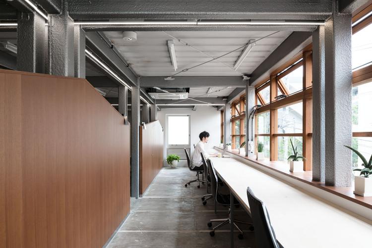 STOCK Share Office / OgataYoshiki+SALT / WataseIkuma+Dugout, © Yoshiro Masuda