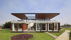 Casa ASIA / Jorge Marsino Prado