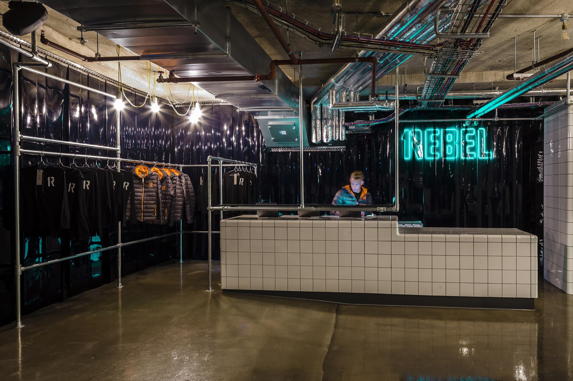 Gallery Of Rebel Gym Studio C102 13