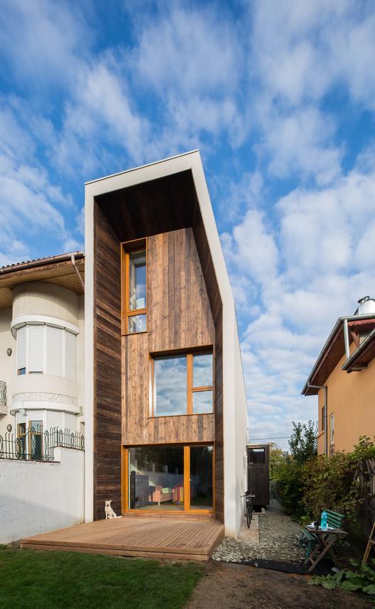 LAMA House  / LAMA Arhitectura, © Radu Malașincu