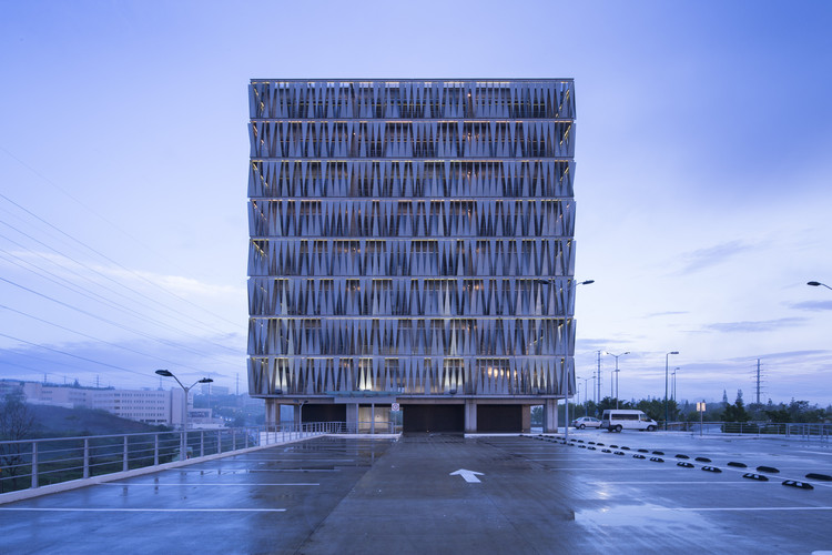Olmo Tower / LEAP Laboratorio en Arquitectura Progresiva, © Jorge Taboada
