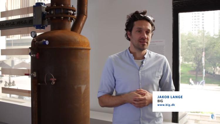 AD Interviews: BIG's Jakob Lange / Chicago Architecture Biennial