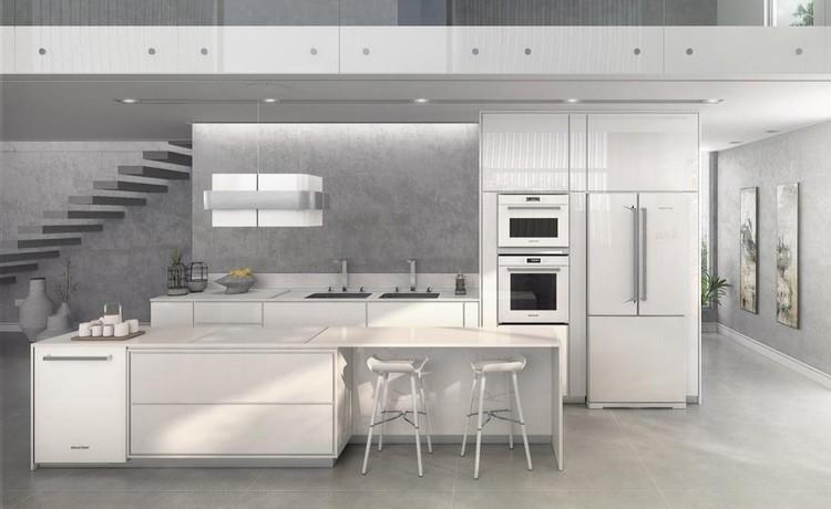 Brastemp e a evolução de cozinhas residenciais, © Brastemp Vitreous